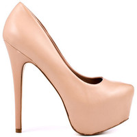 Steve Madden - Dejavu - Blush Leather