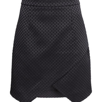 H&M Wrap-front Skirt $29.95