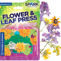 FLOWER & LEAF PRESS KIT
