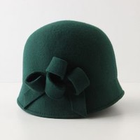 Verdant Fields Cloche - Anthropologie.com