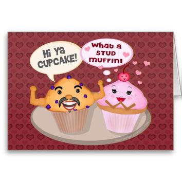 Funny Valentine's Day Greeting Card