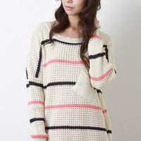 Layered Delight Sweater