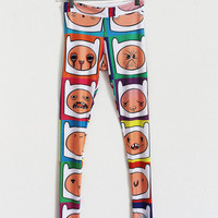 Adventure Time Leggings | fresh-tops.com