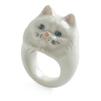 Constant Companion Ring in Persian Cat | Mod Retro Vintage Rings | ModCloth.com