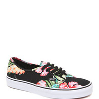 Vans Authentic Hawaiian Sneakers - Womens Shoes - Floral