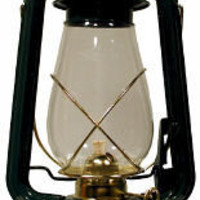 20 Series Hunter Green Kerosene Lantern