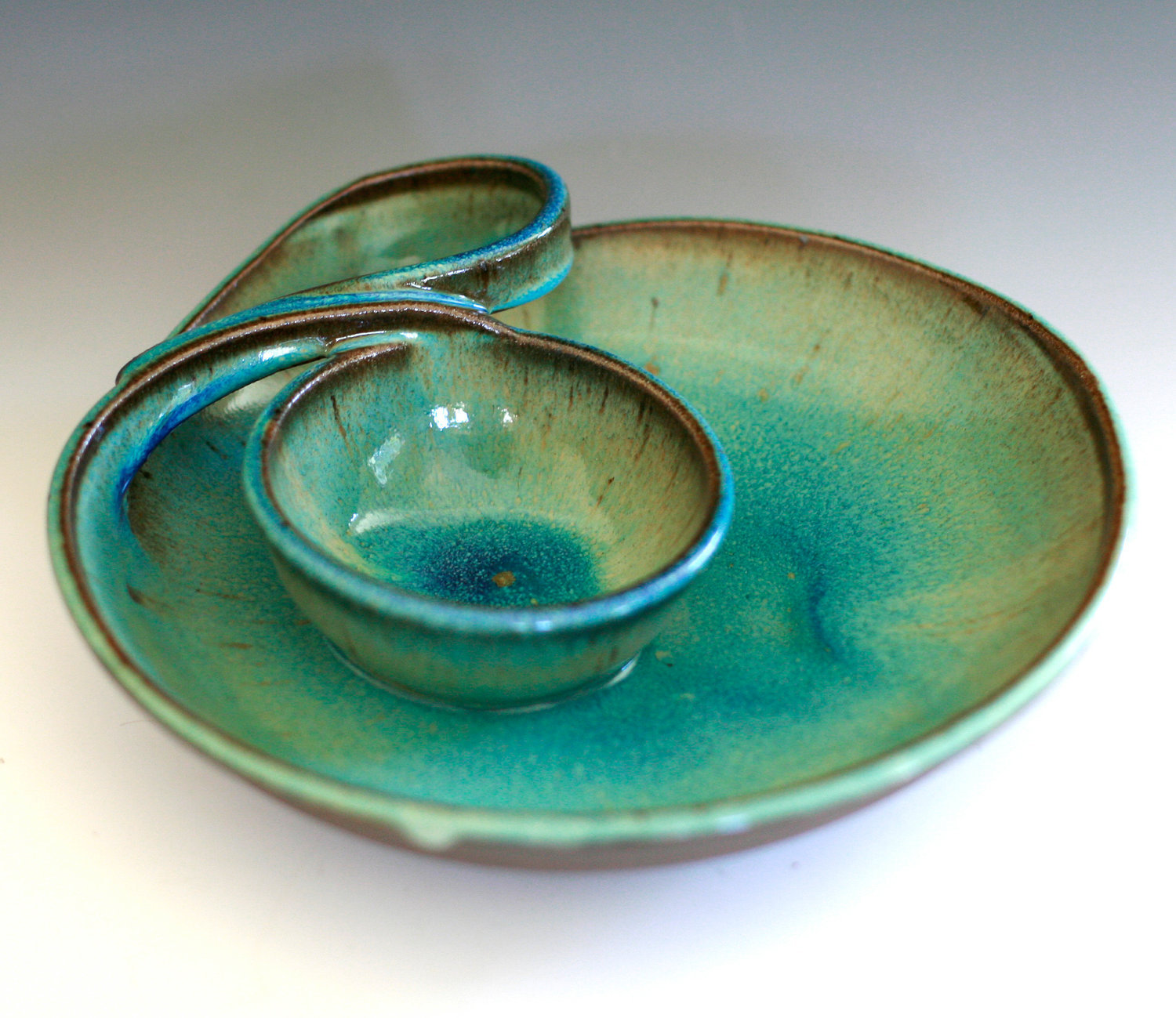 Http Wanelo Com P 2170534 Chip And Dip Handmade Ceramic Dish Ceramics And Pottery