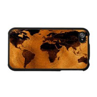 World Map iPhone4 Case | Zazzle.co.uk