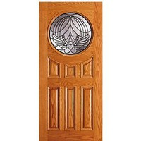 54-A | Unique Entry Doors | Exterior Door