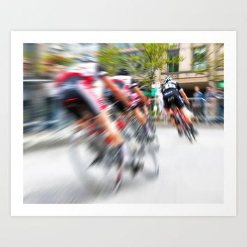 Lucky Number 13 Art Print by The Learning Curve Photography