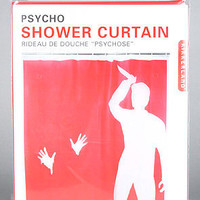 The Psycho Shower Curtain
