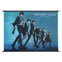 Psycho-Pass Group Lineup Wall Scroll