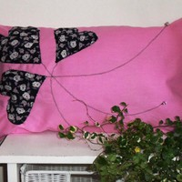Pink Decorative Cover For Pillows -.. on Luulla
