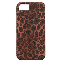 Animal Fur Pattern iPhone 5 Covers
