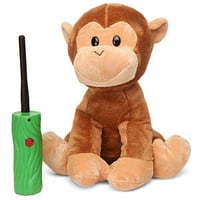 Hide & Seek Plush Monkey