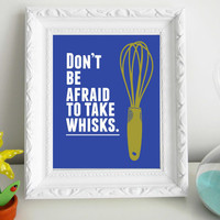Kitchen Art Print 8 x 10