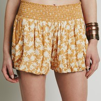 Free People Silver Lace Soft Short