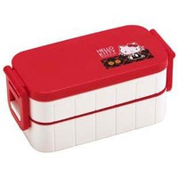 Hello Kitty Bento Box Lunch Box 2 Tier