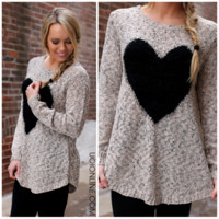 Our Love Story Sweater