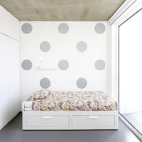 Giant Polka Dots Wall Decal