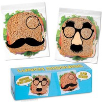 Lunch Disguise Sandwich Bags - Whimsical & Unique Gift Ideas for the Coolest Gift Givers