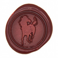 Horse Wax Seal Stamp