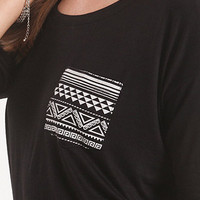 Lira Olmec Pocket Tee at PacSun.com