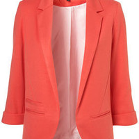 Ponte Boyfriend Blazer - Jackets  - Apparel