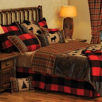 Woodsman Standard Bedding Set | Atlantic Linens