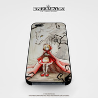 Little Red Riding Hood case for iPhone, iPod, Samsung Galaxy, HTC One, Nexus