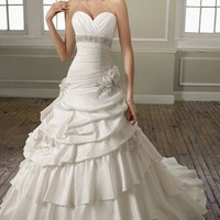 Bridal by Mori Lee 1659 - MissesDressy.com