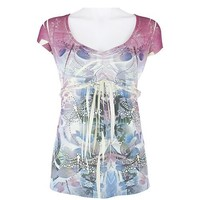 OneWorld Dream Fly Sublimation Pajama Top $20.40
