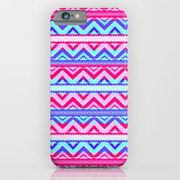 Mix #188 iPhone & iPod Case by Ornaart