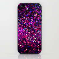 fascination in purple iPhone &amp; iPod Skin by Sylvia Cook Photography | Society6