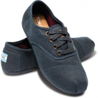 Teal Colton Women's Cordones