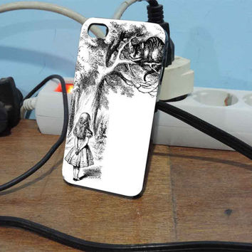 Cell Phone , iPhone case Cheshire Cat