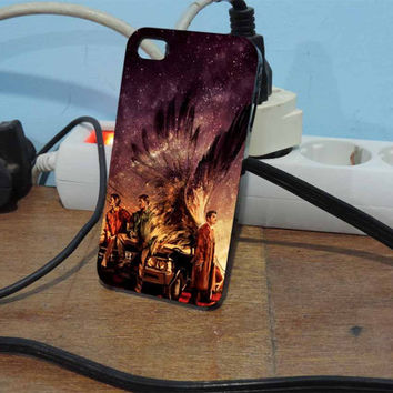 Cell Phone , iPhone case Supernatural Painting