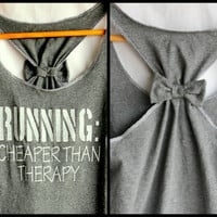 RUNNING Cheaper than Therapy - Large