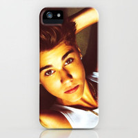 Justin Bieber  iPhone Case by Toni Miller | Society6