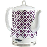 Walmart: Bella IKAT Ceramic Kettle, Purple