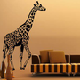 Giraffe wall decals