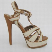 YSL Outlet Sandals [2011061748] - : Yves Saint Laurent