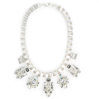 Winter Edelweiss Necklace