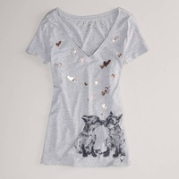 AE Animal Graphic T | American Eagle Outfitters