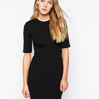 French Connection Trax Body-Conscious Dress