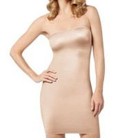 SPANX Slimplicity Convertible Full Slip Plus Size Accessory (3X Nude) $80.00