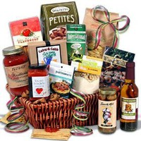Tour Of Italy™ - Italian Gift Basket $119.99