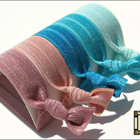 Hair Ties - Sand, Sea & Sky Collect.. on Luulla