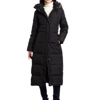 Calvin Klein Women`s Maxi Down Jacket $145.00