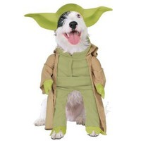 Yoda Pet Costume